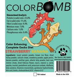 BPZ Colourbomb Gecko Diet /...