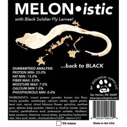 BPZ Melonistic Gecko Diet /...